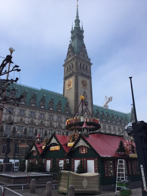 Hamburg – Home of theHamburger?
